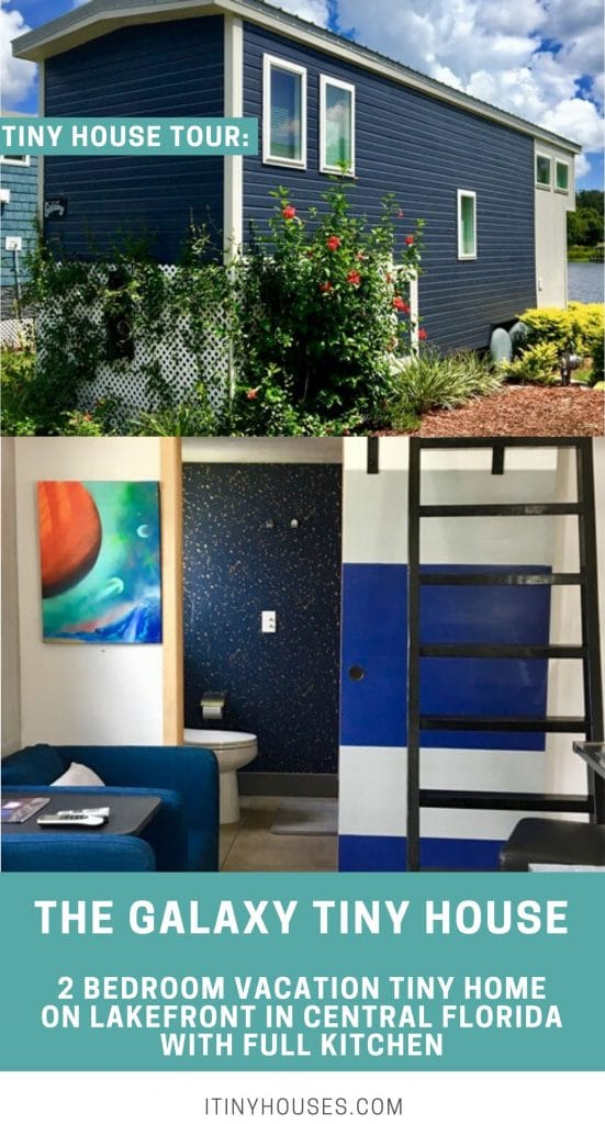 The Galaxy Tiny House Collage
