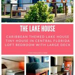 The Lake House collage