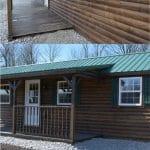 Lincoln Cabin Collage