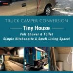 Truck Camper Collage