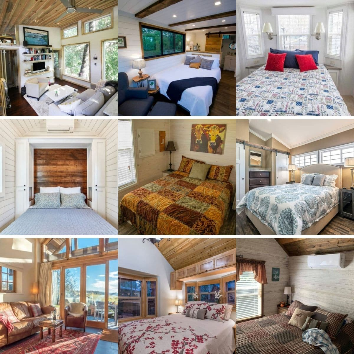 50 Tiny Houses With Huge Downstairs Bedrooms Tiny Houses