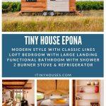 Tiny House Epona Collage