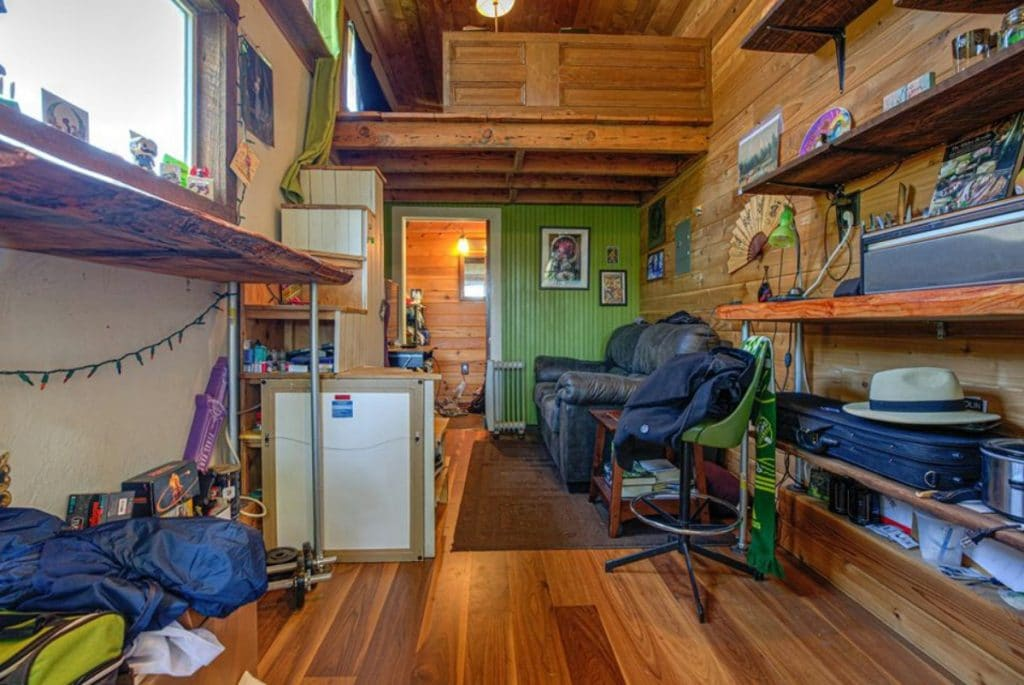Tiny hoem living space