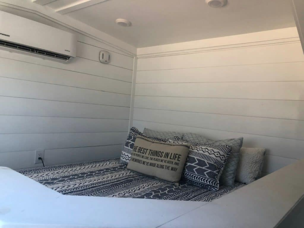 Titan loft bedroom