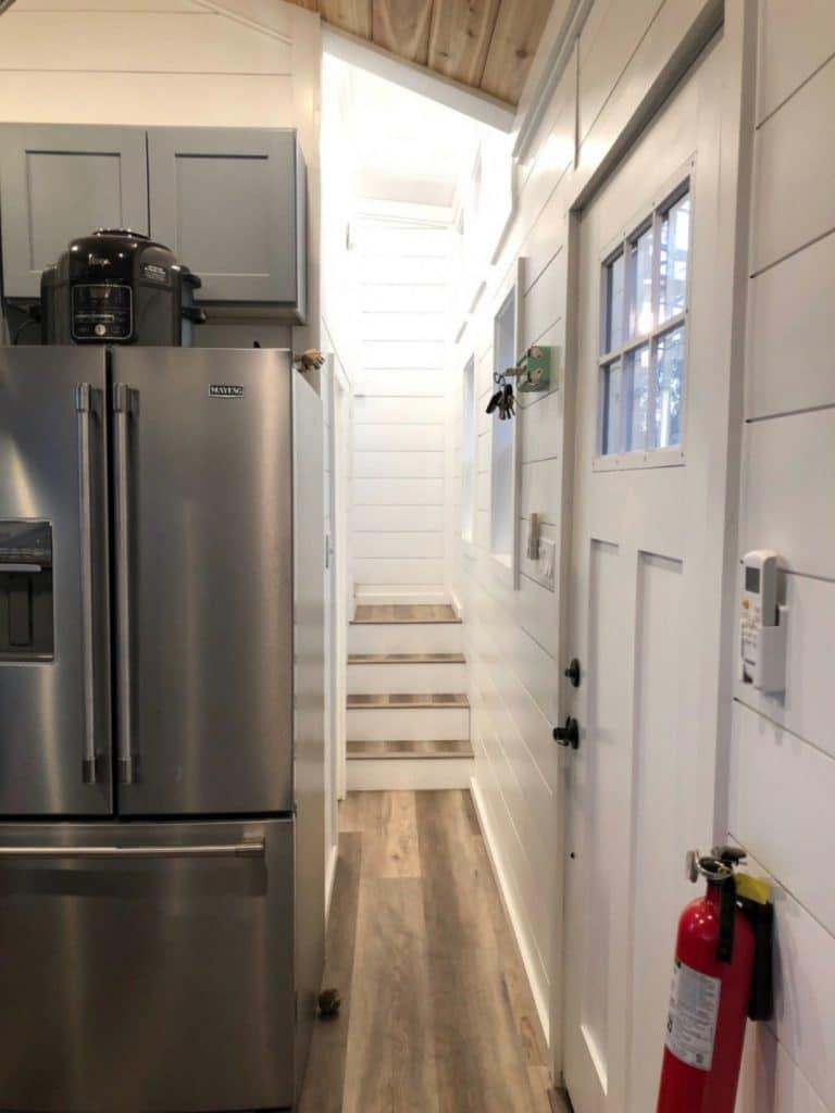 The TitanRefrigerator