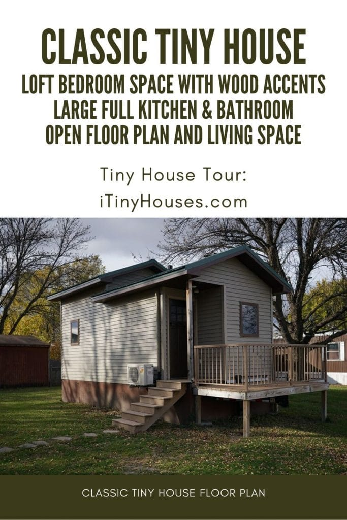 Classic Tiny House Collage