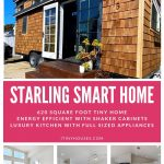 Smart Cottage collage