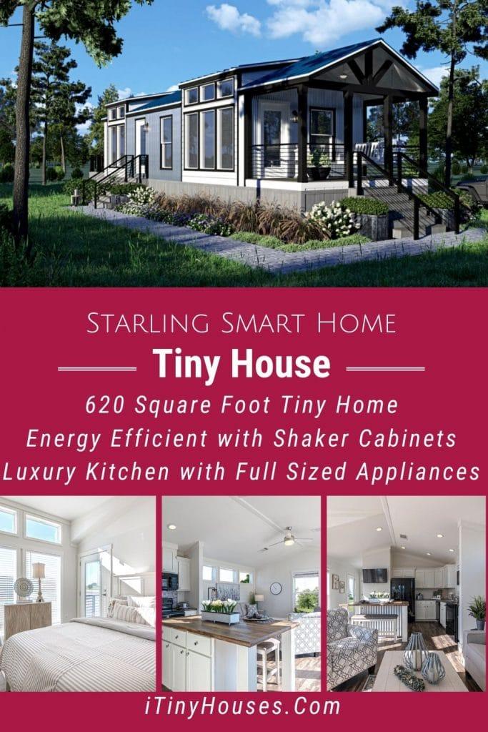 Smart Cottage collage
