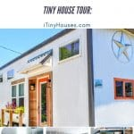 The Swan Tiny House Collage