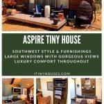 Aspire tiny house collage