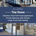 Blue Park Model Collage
