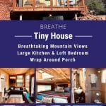 Breathe tiny house collage