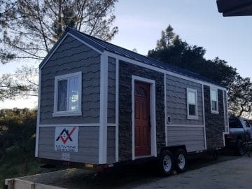 The Estate tiny house