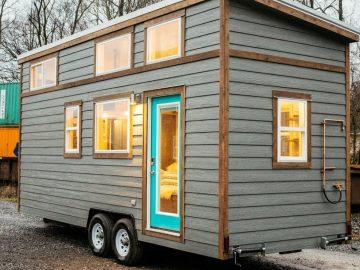 Lykke tiny house