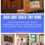 Surf shack collage
