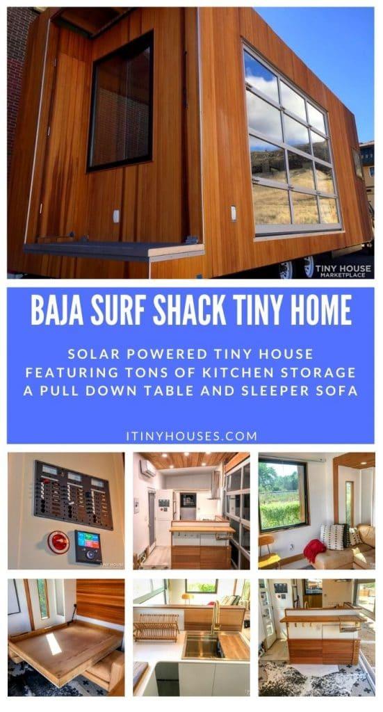 Surf shack collage