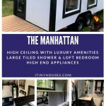 The Manhattan collage