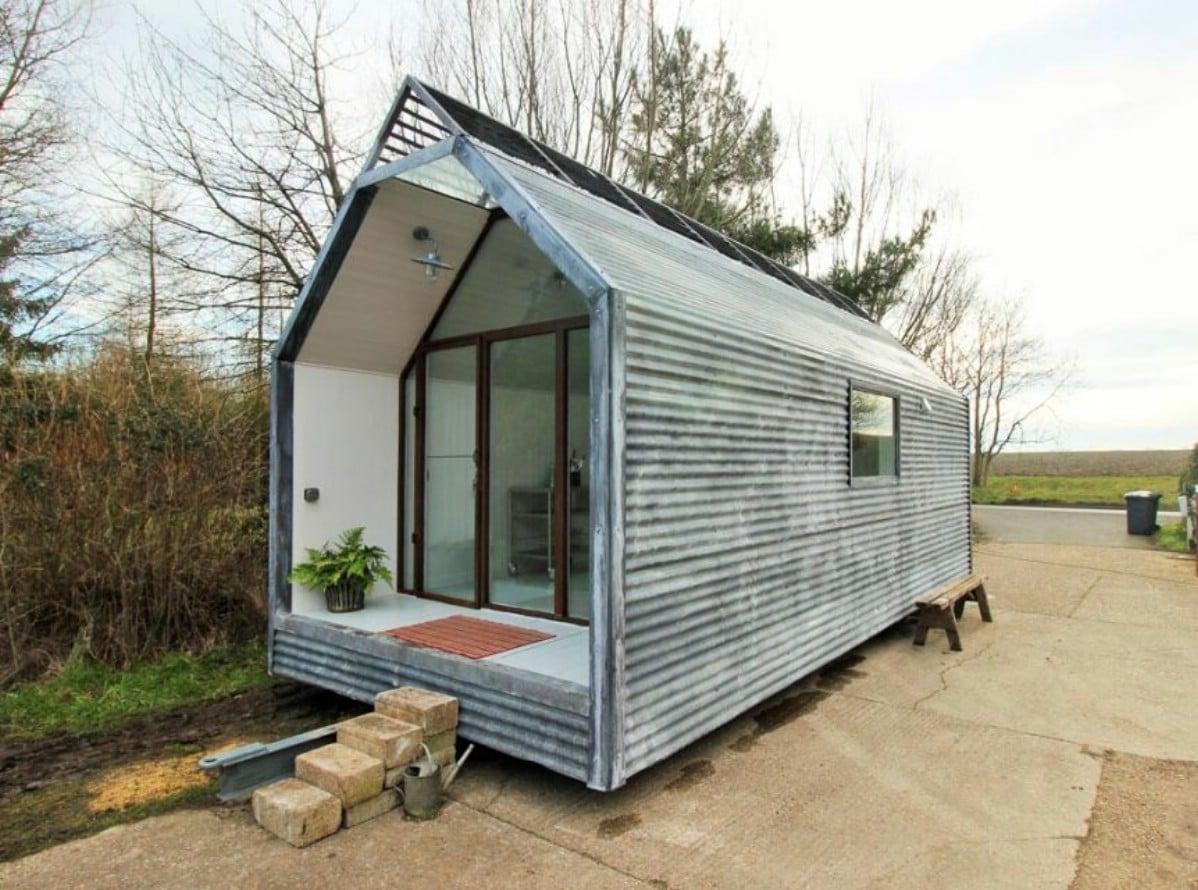 Contemporary Shepherd's Huts Embody Elegant Simplicity