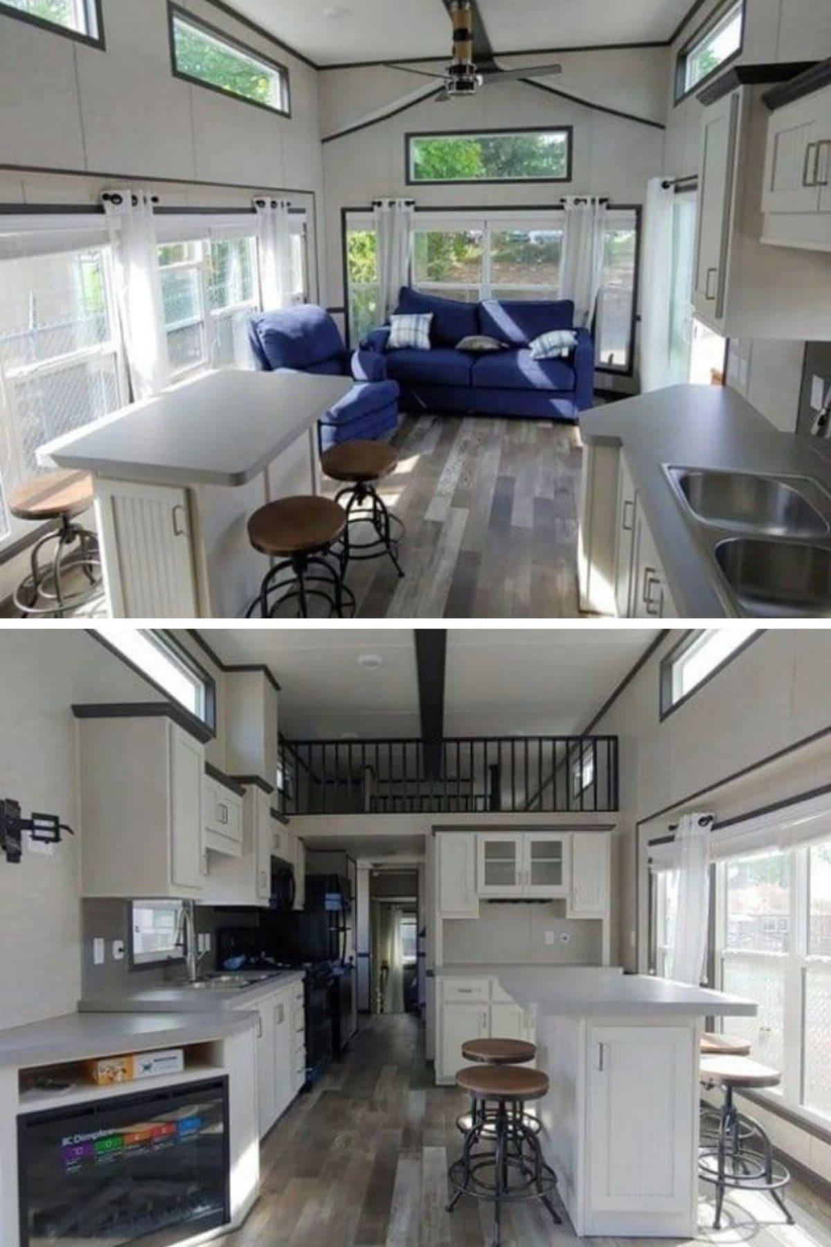Grand Teton Park Model Home