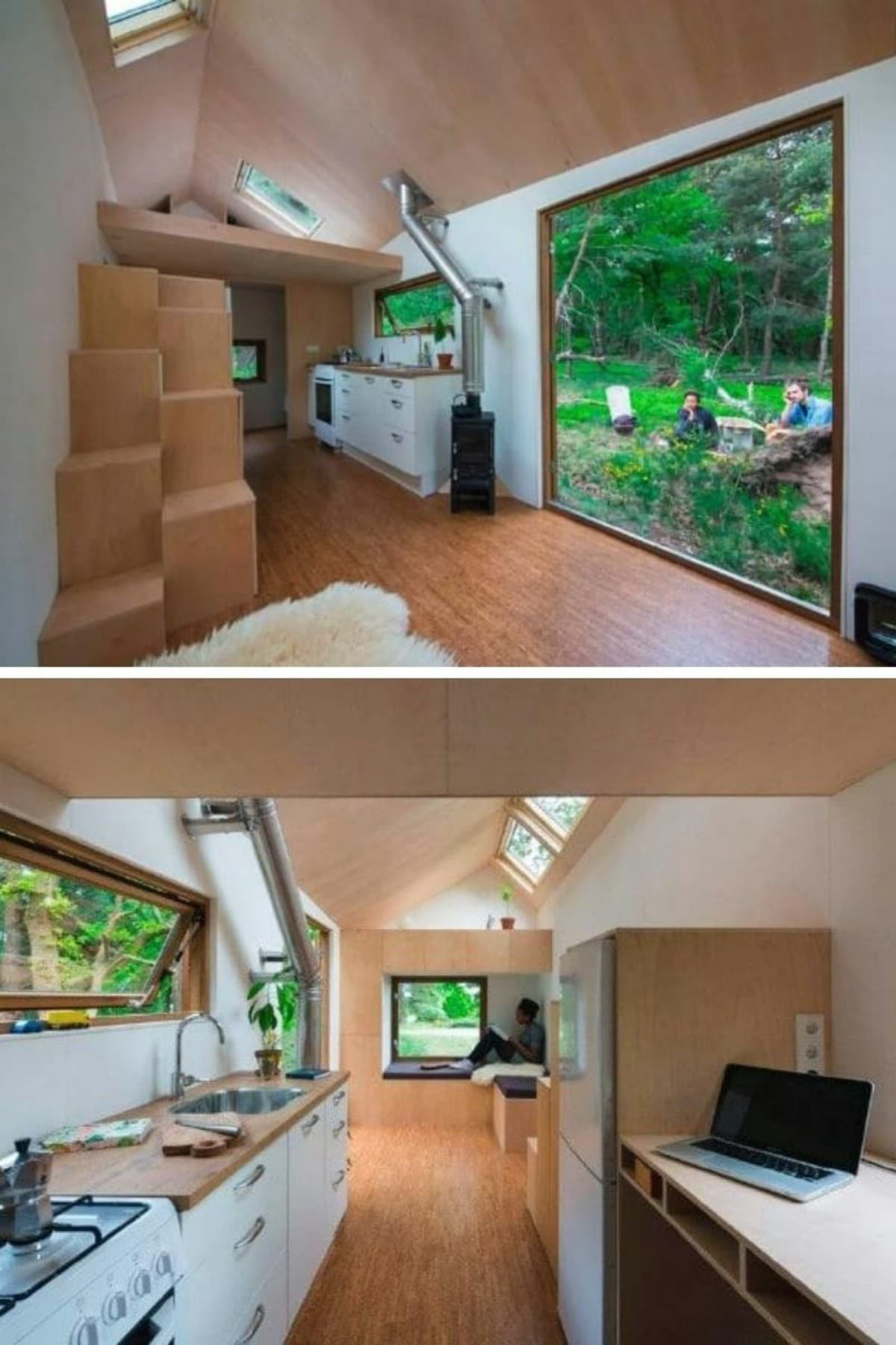 The First Legal Tiny House in the Netherlands