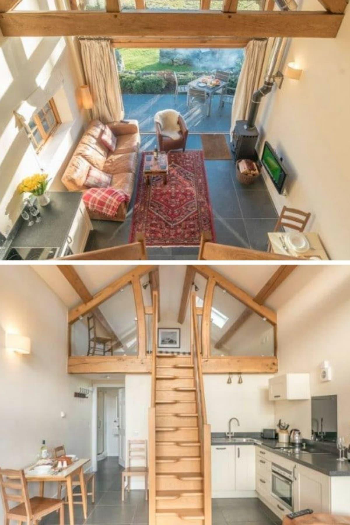 Dyffryn Ardudwy Tiny Converted Barn Accommodation
