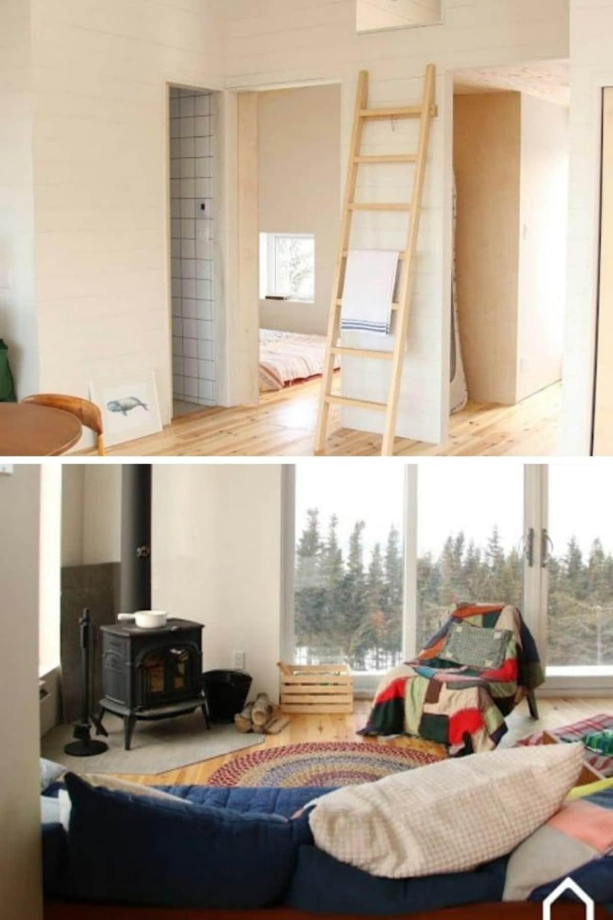 Ma Maison Logique 700-Square-Foot Tiny House