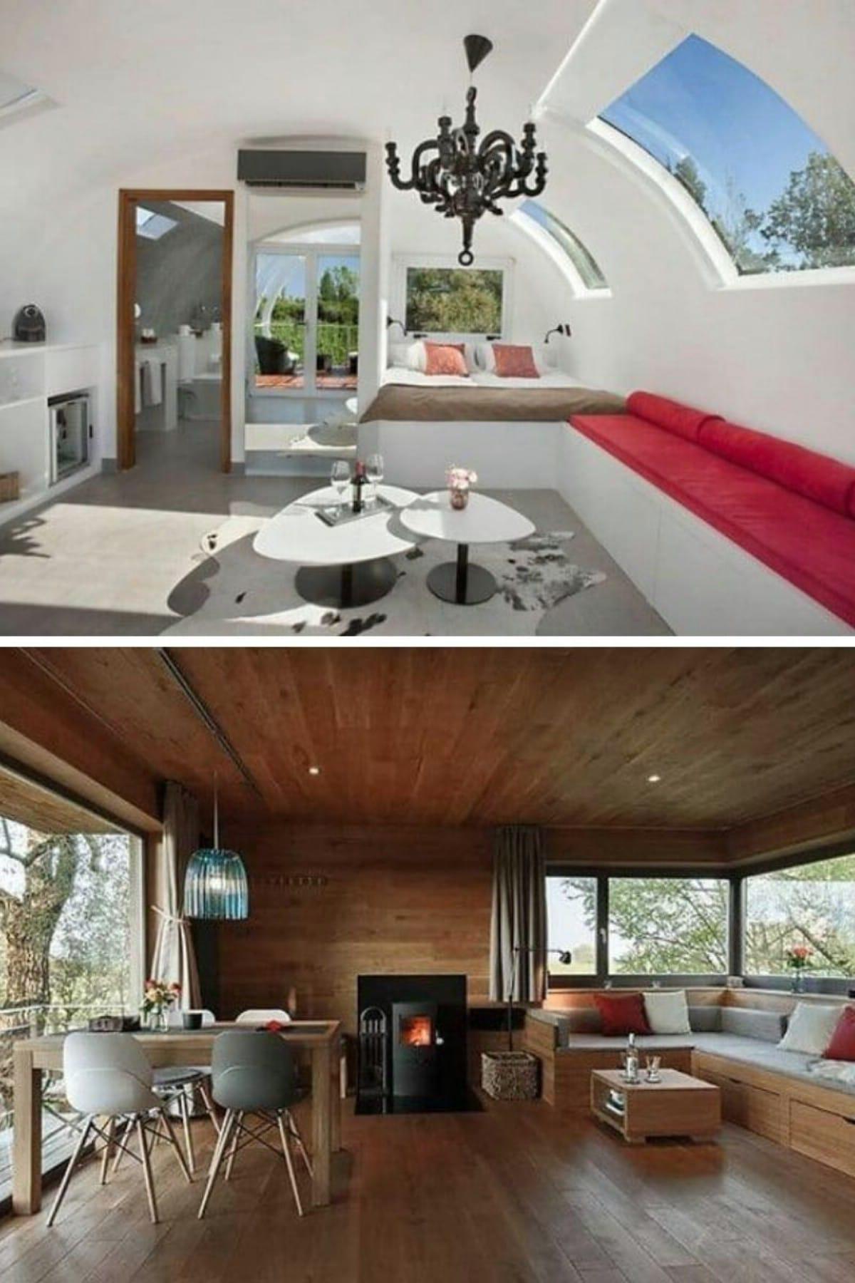 Tiny Tree Room