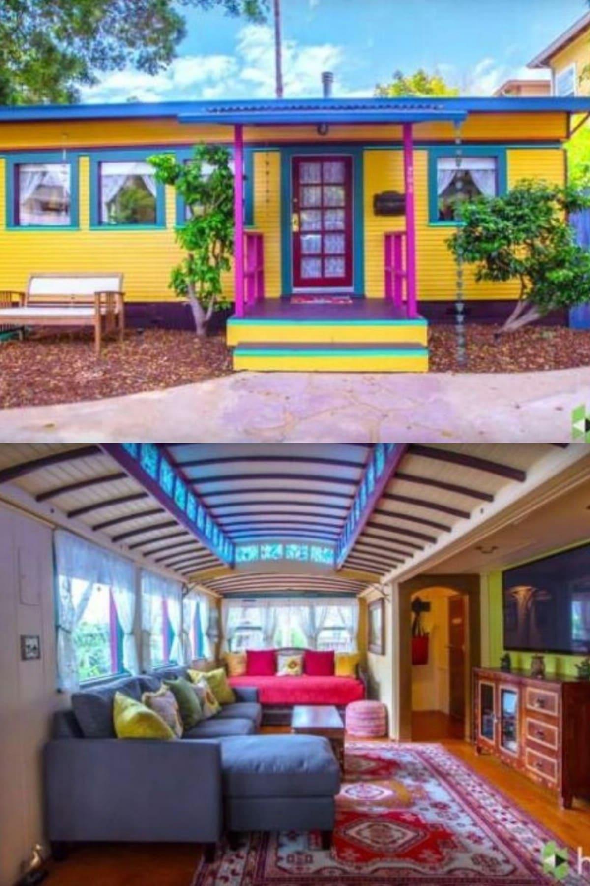 Streetcar Tiny House