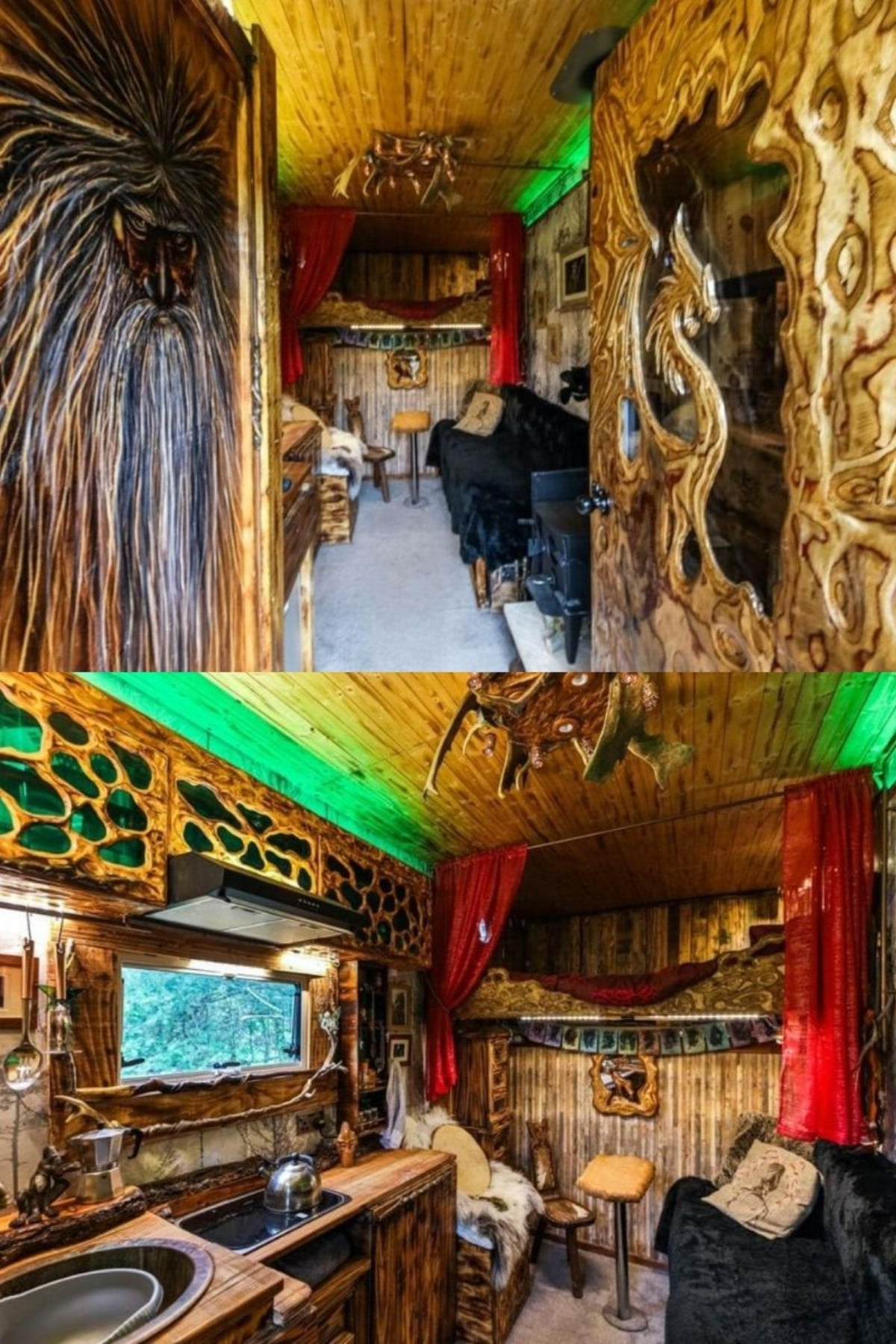 LotR Van Conversion