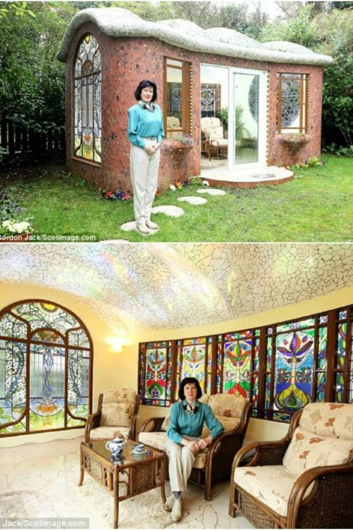 Stained Glass Sanctuary