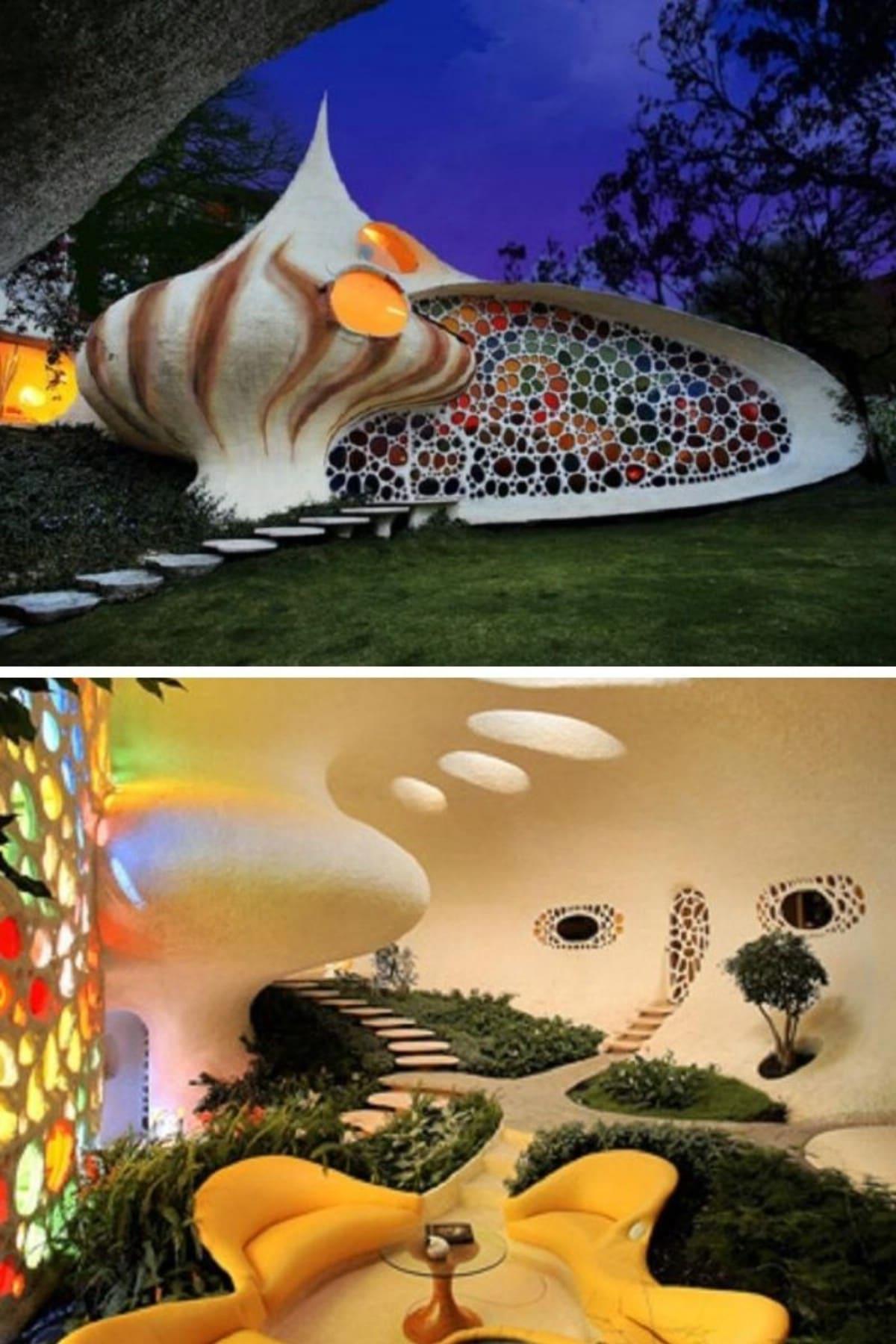 """Arquitectura Orgánica """"Bio-Architecture"""" Home"""