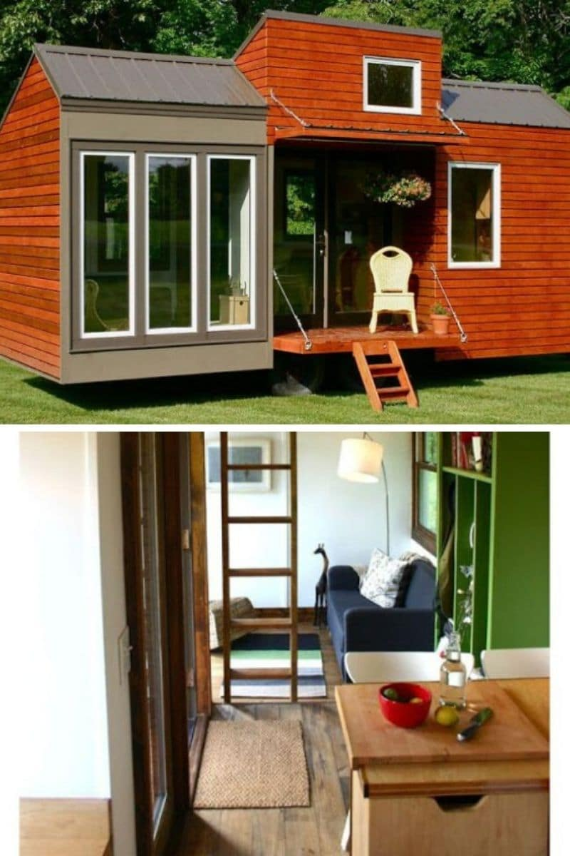 130-Square-Foot Tiny Home by Tiny House Design
