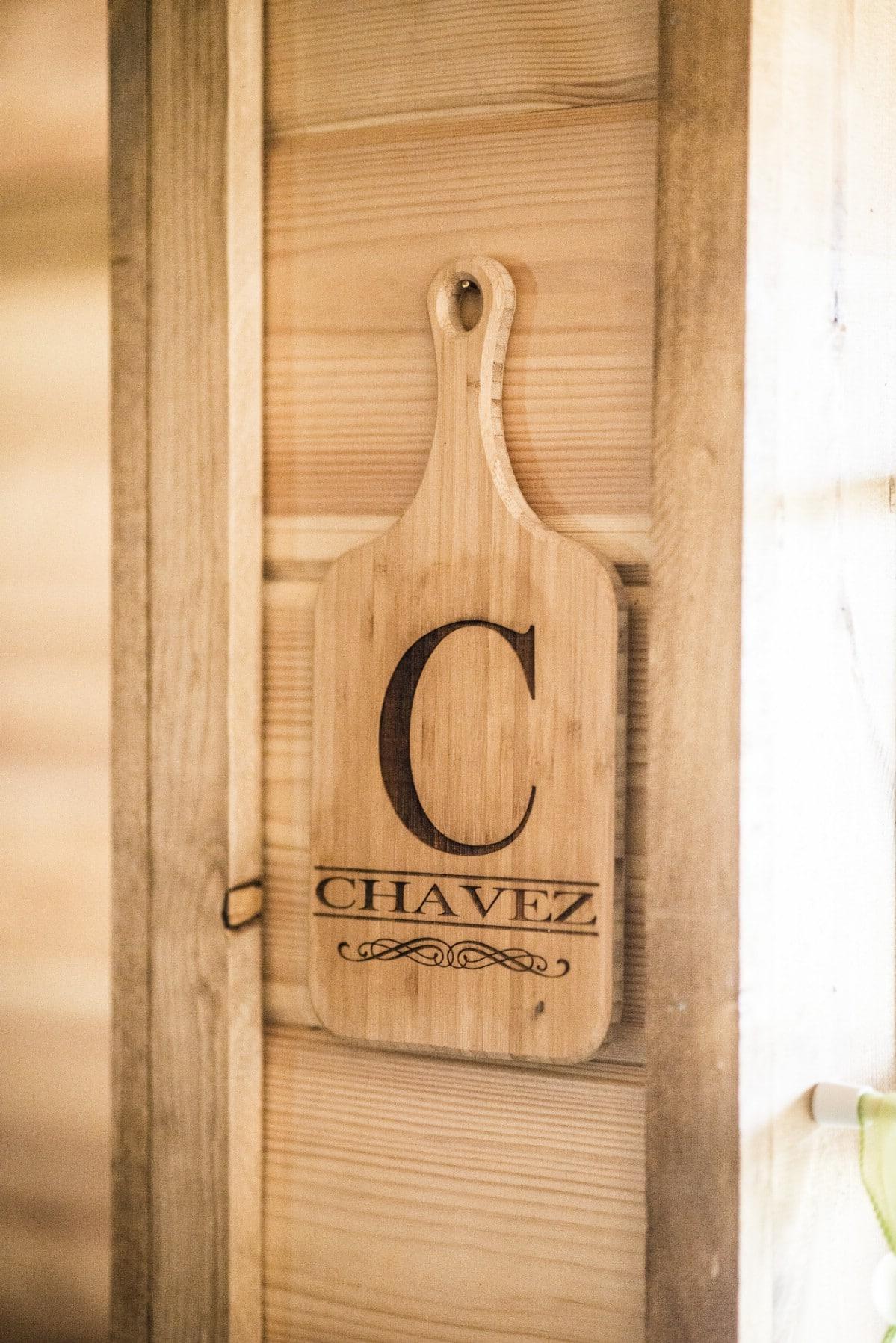 Cindy Chavez Tiny House Tour