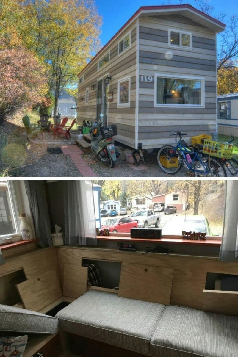 Tiny House by Rocky Mountain Tiny Houses