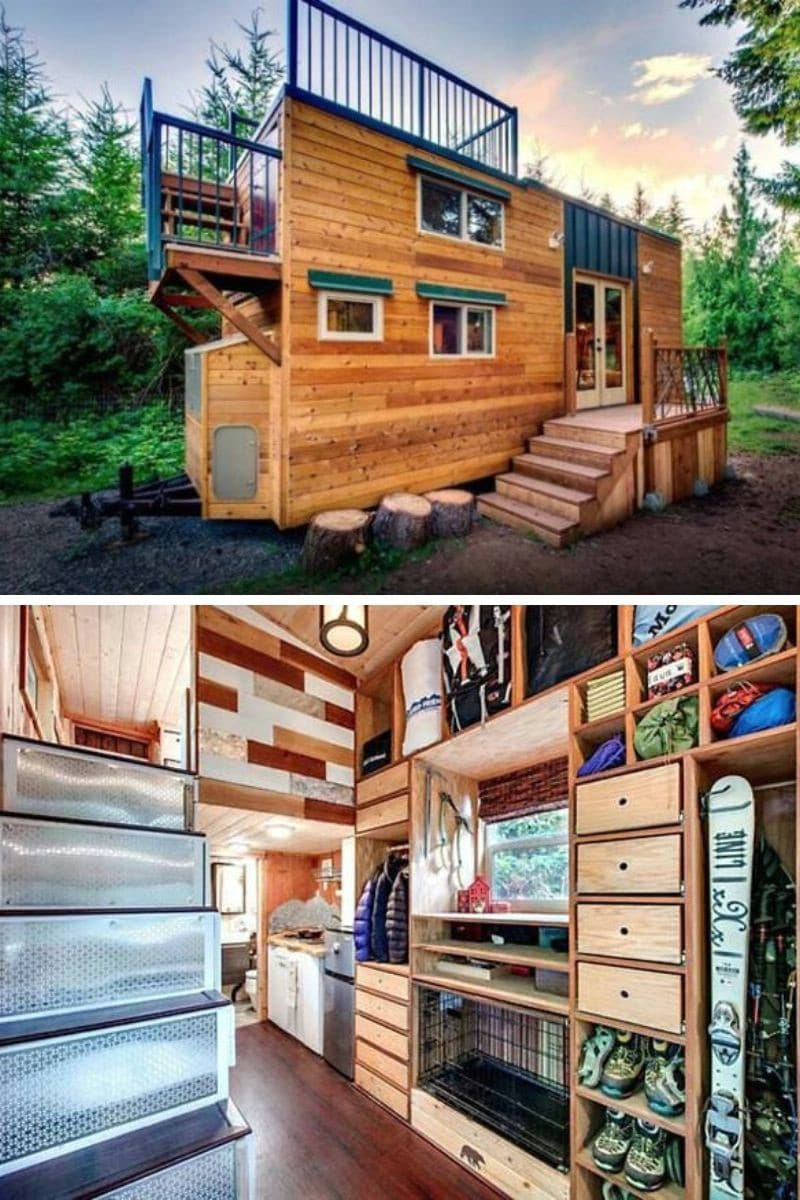 The Basecamp Tiny House