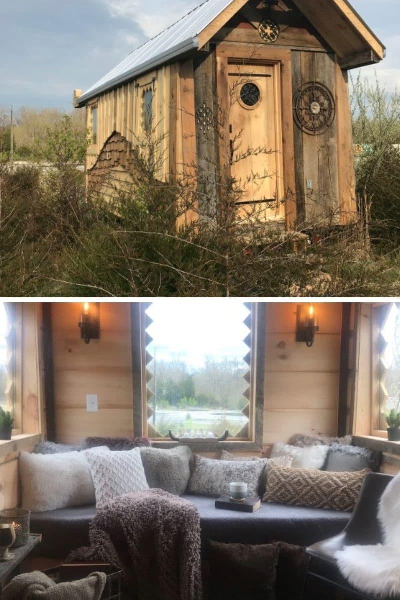 The Ber Serkr Viking Tiny House