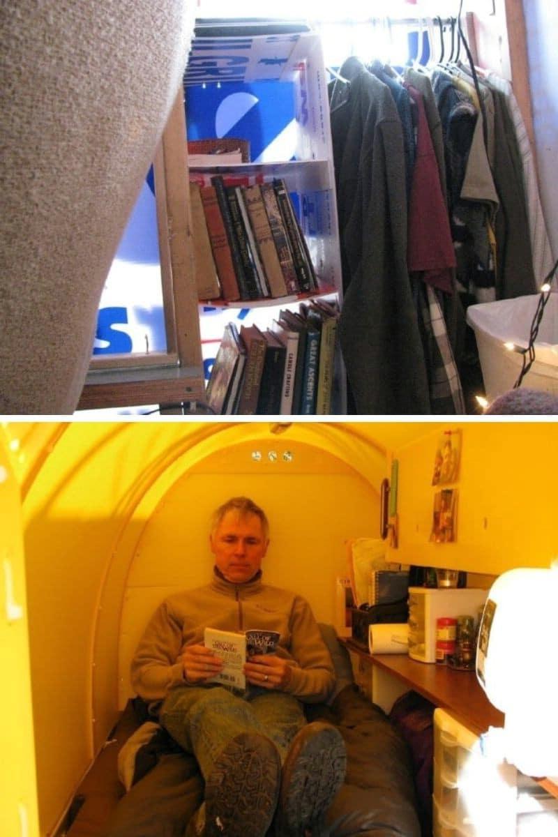 Elkins DIY Emergency Housing Prototypes