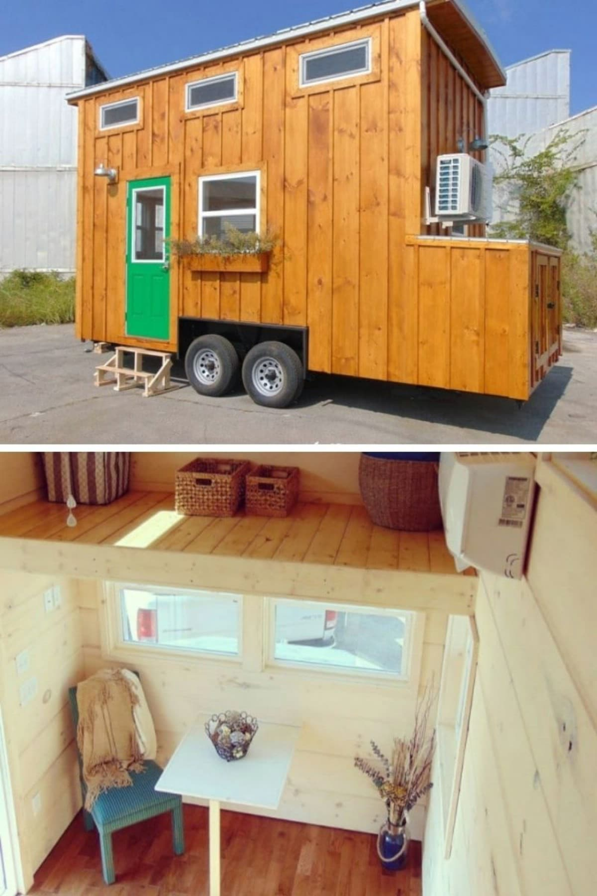 The Green Living Tiny House