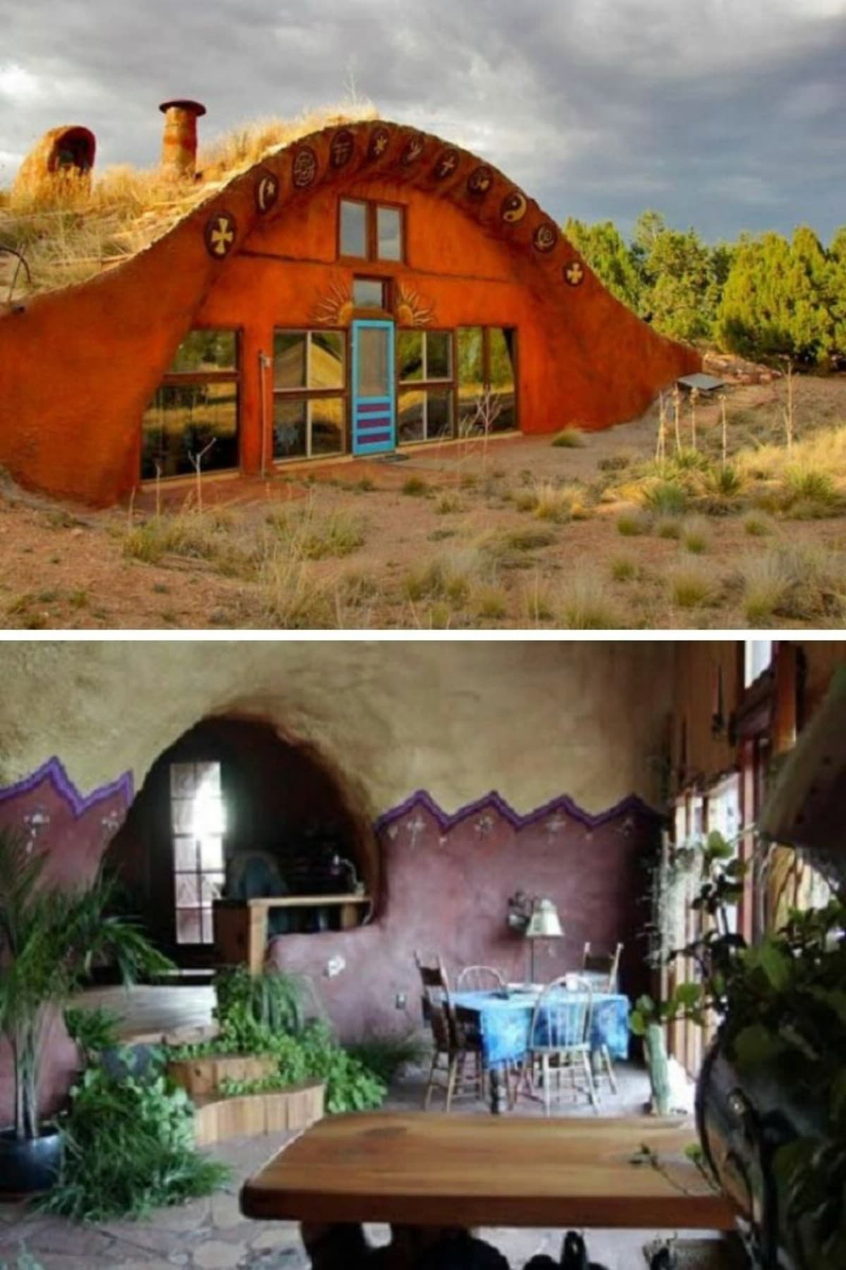 Cody Lundin's Off-the-Grid Earthen Tiny House