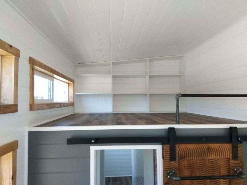 Loft sleep space