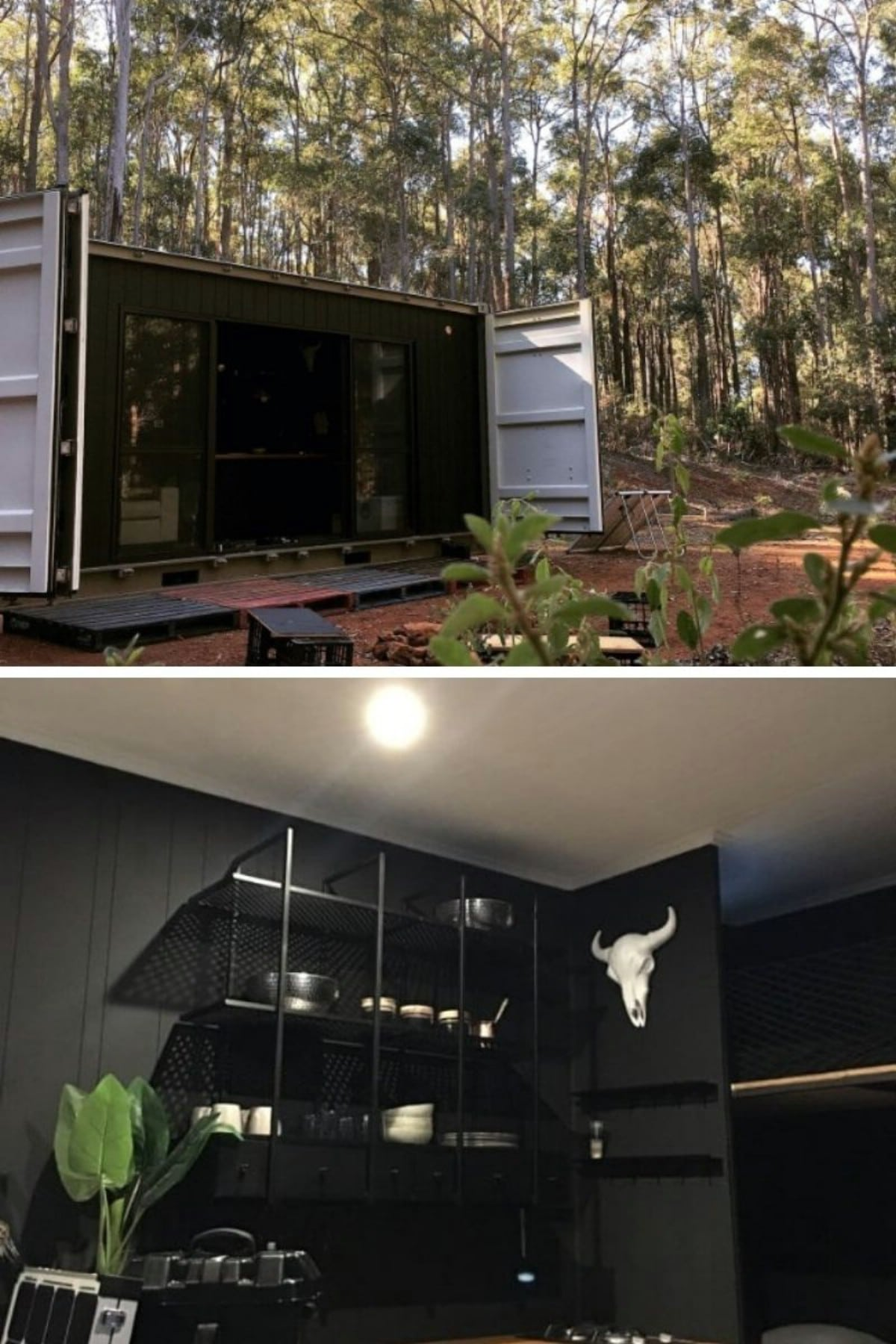 $15,000 Shipping Container Home