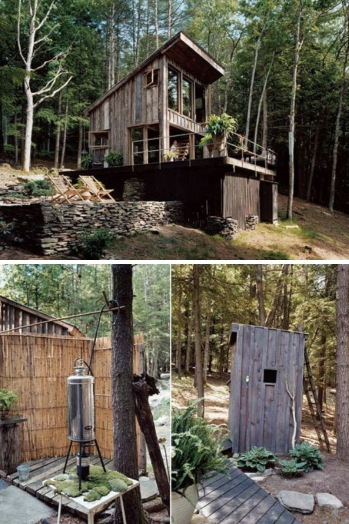 New York Off-the-Grid Rustic Home