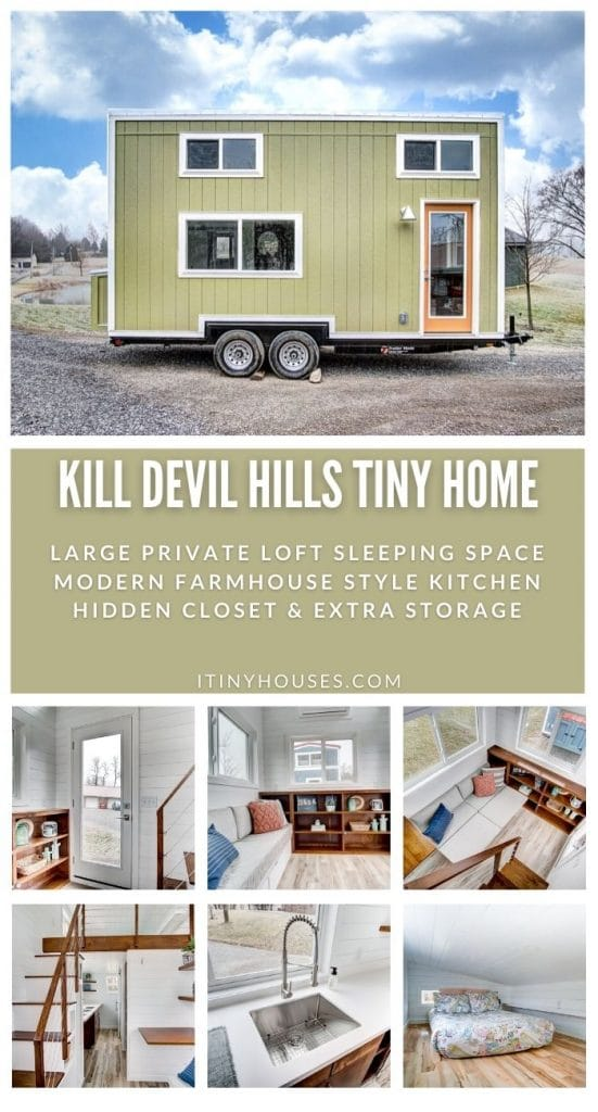 Kill fevil hills tiny house collage