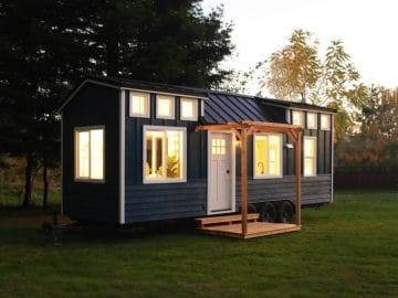 The Cadence tiny house