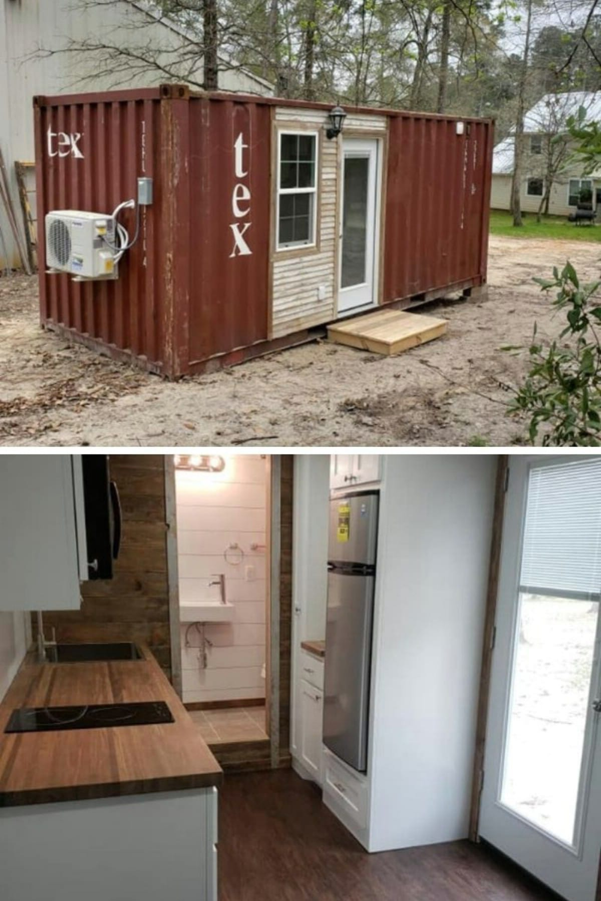 Hummingbird Shipping Container Home