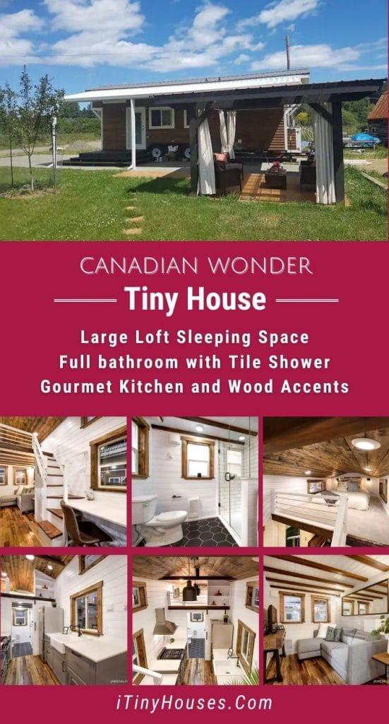 Canadian wonder collage