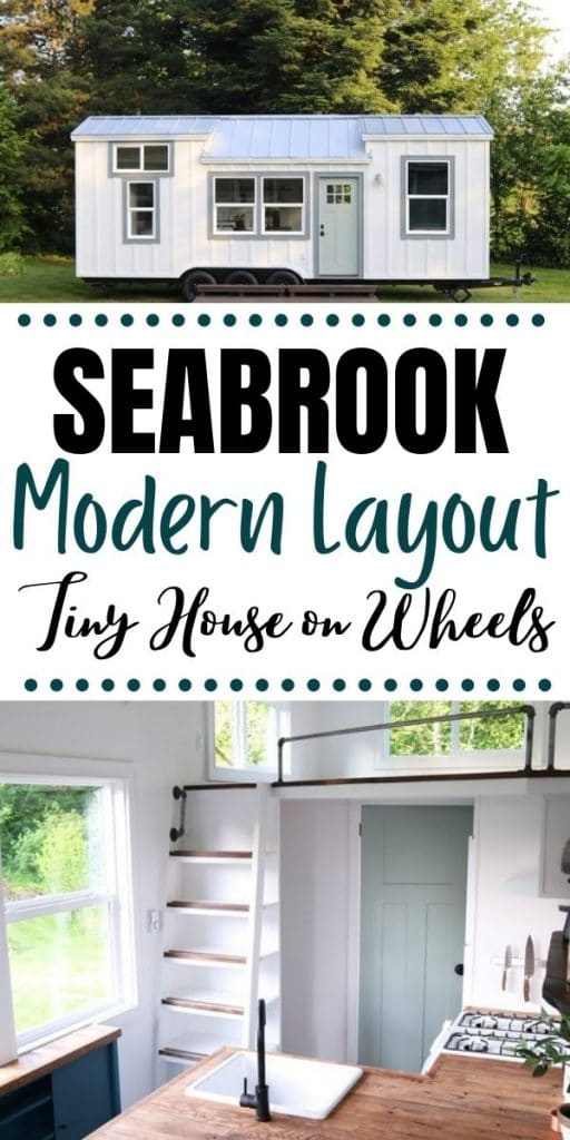Seabrook tiny house collage