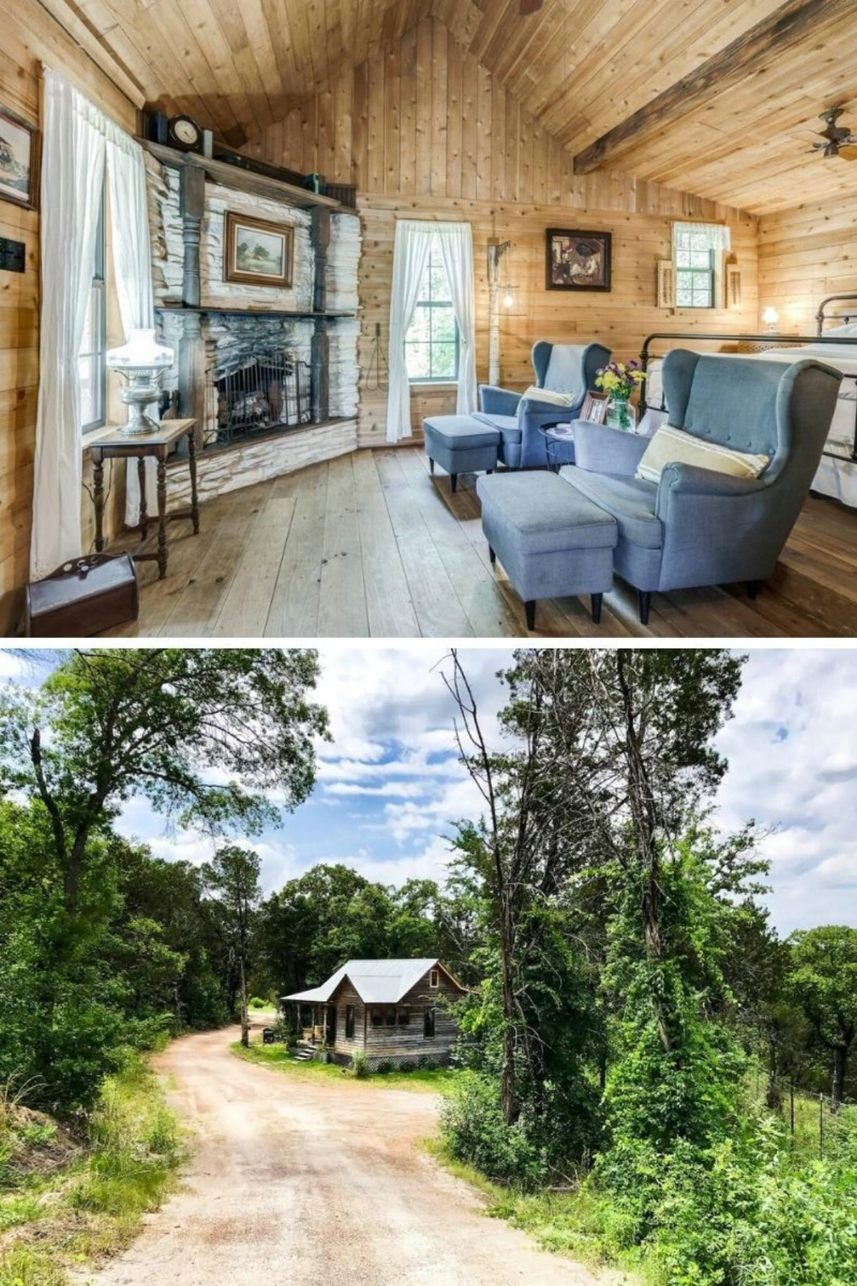Dilly Dally Cabin – Granbury, TX