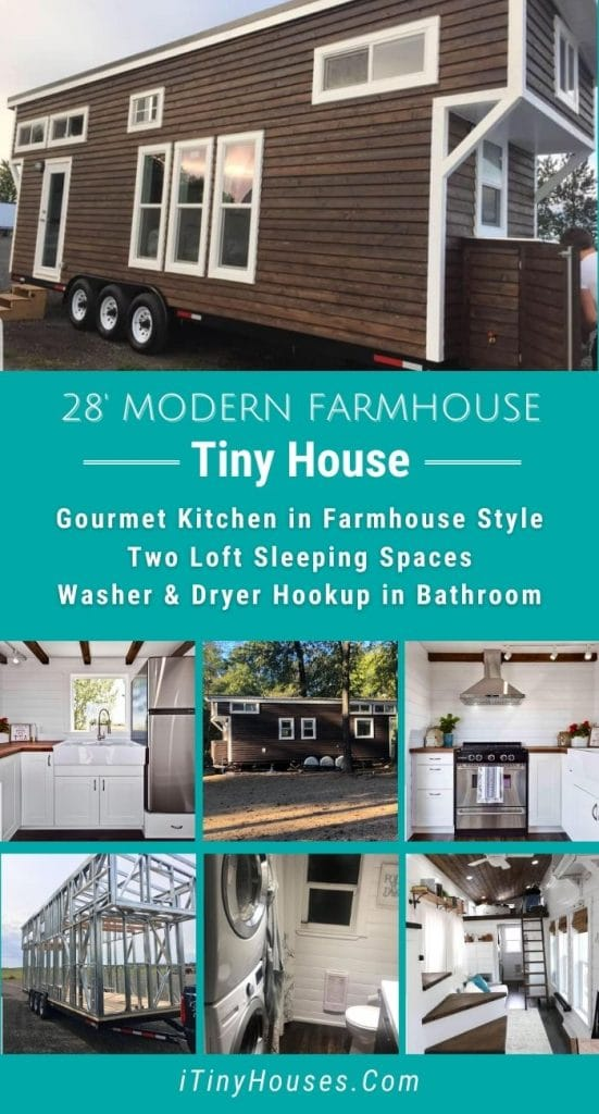 Modern farmhouse collage
