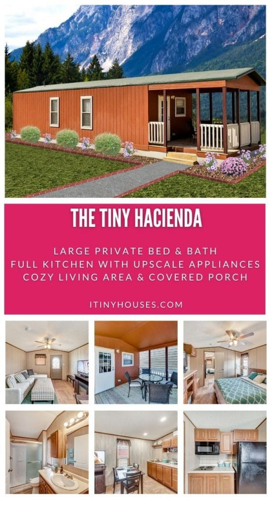 Tiny Hacienda collage